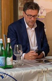 """Siena, Banca Mps, Giorgetti: """"Tante idee, vedremo quali sonopercorribili"""""""
