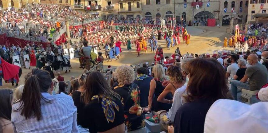 Giostra del Saracino Arezzo: Oggi 05/09 Diretta liveGiostra