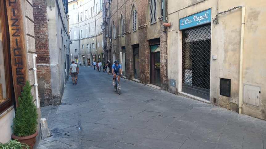 Siena: Oggi 12/09 Cinquemila amatori per la Gran Fondo StradeBianche