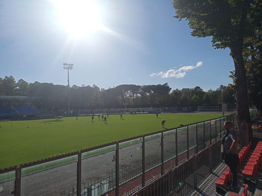 Siena, Acn Siena: Oggi 19/09 Imolese-Siena0-0
