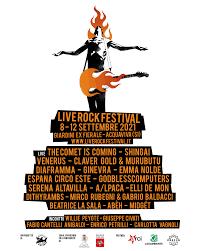Provincia di Siena: Nuova edizione del Live Rock Festival diAcquaviva