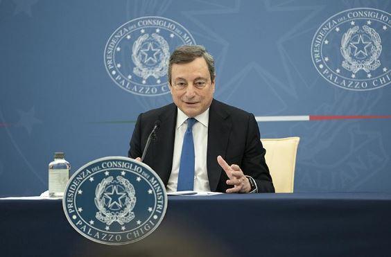 italia: Il Presidente Draghi ha incontrato il Collegio dell'Autorità Garante per laPrivacy