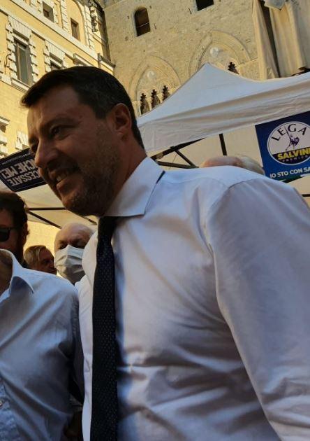 "Siena, Salvini: Mps? Padoan venga in commissione a spiegarci cosasuccede"""