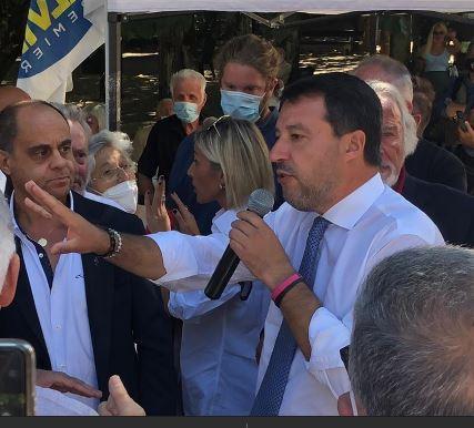 """Siena, Scienze della vita, Salvini: """"Sul distretto nessun distinguo politico, Siena può avere un polomondiale"""""""