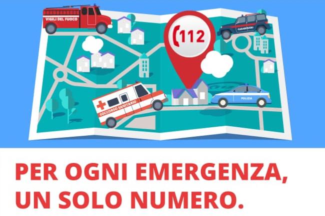Toscana: Nue 112, in arrivo la chiamata multimediale diemergenza