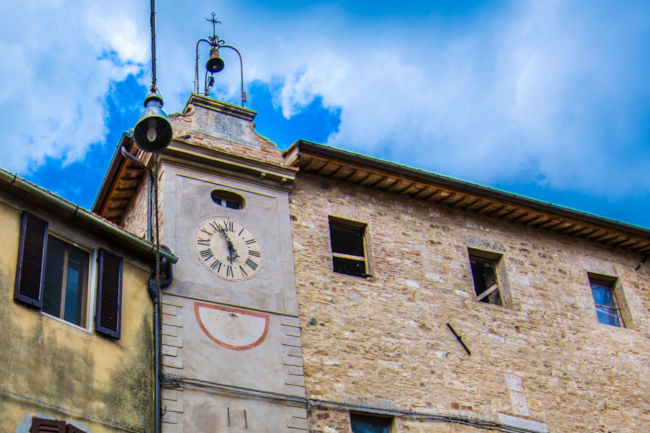 Provincia di Siena: Il Palazzo Pretorio di Rapolano diventerà centro espositivoculturale