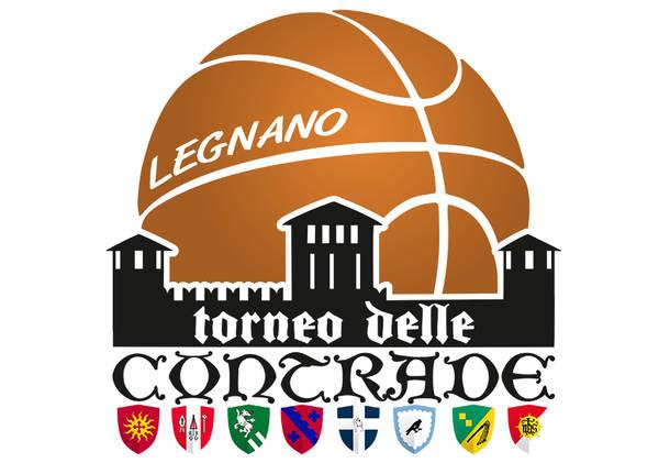 Palio di Legnano: Torna il Torneo di basket delle Contrade del Palio nella sua quintaedizione