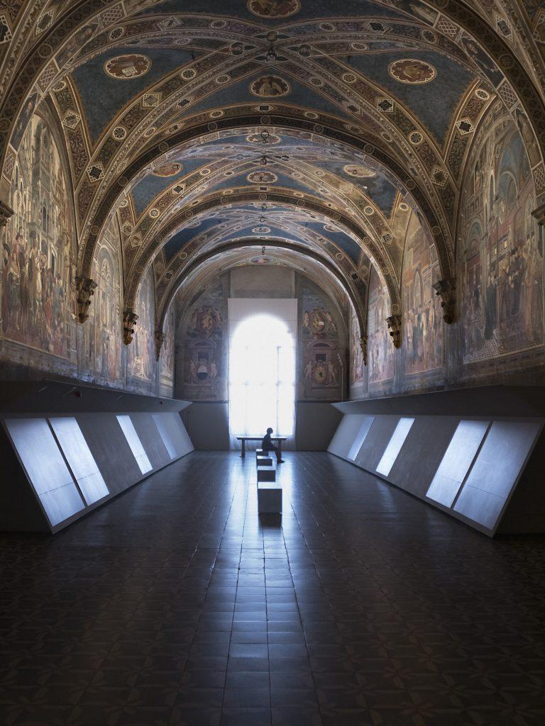 Siena, Santa Maria della Scala: Il museo tra passato e presente negli scatti di ElenaFranco