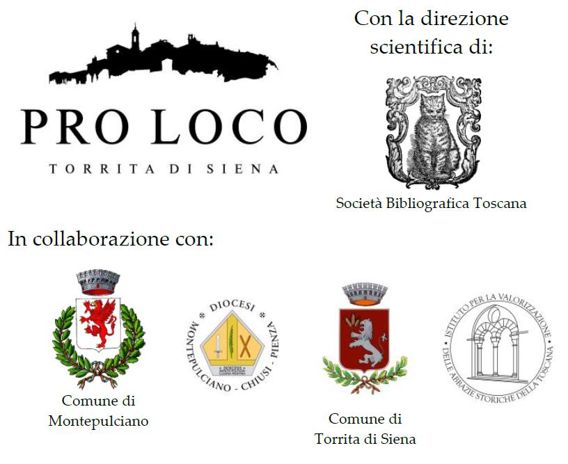 Provincia di Siena: Un evento pubblico chiude la 7° edizione della Scuola Estiva sul LibroAntico