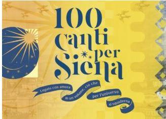 """Siena: """"100 Canti per Siena"""", lettura corale della Divina Commedia lungo le strade del centro storicosenese"""