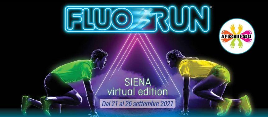 Siena: Oggi 21/09 parte la 'Fluo run', una corsa per la giornata mondialesull'Alzheimer