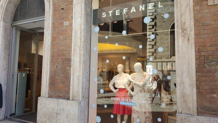 Siena: Riapre il negozioStefanel