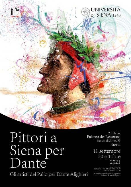 """Siena, Contrada dell'Aquila; 28/10 Visita alla Mostra """"Pittori a Siena perDante"""""""