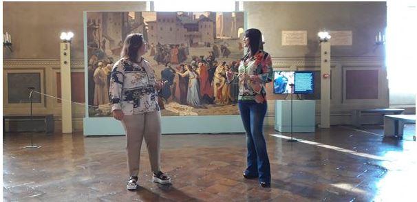 Siena: Oggi 10/09 le telecamere Rai di nuovo a PalazzoPubblico
