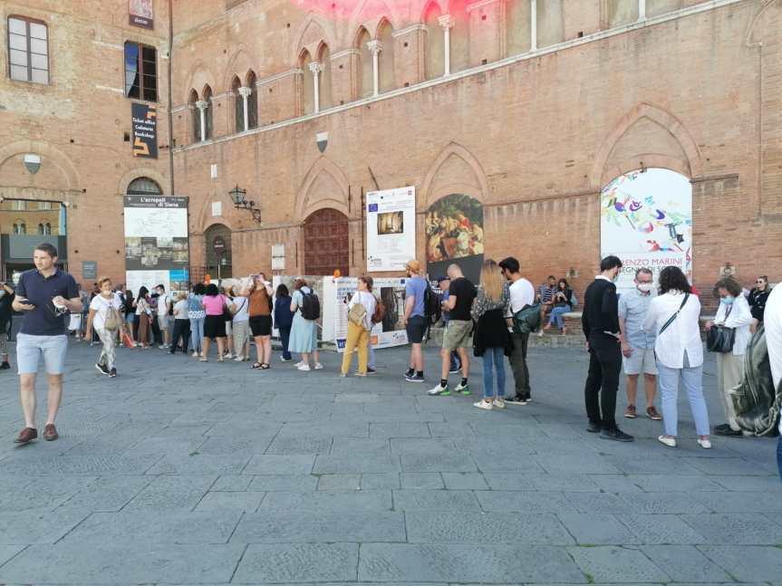 Siena: Santa Maria, il nodo dei biglietti almuseo