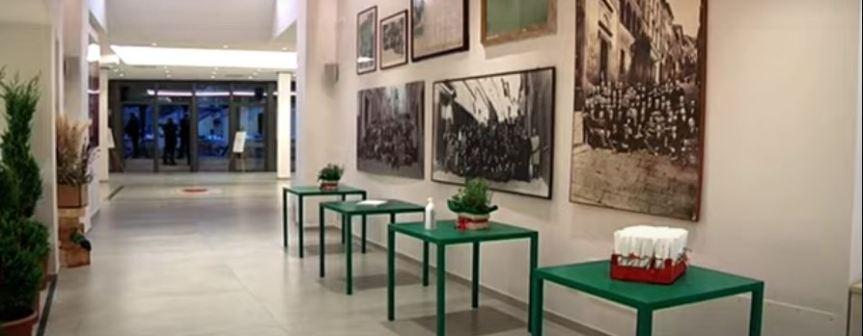 Siena, Primo Piano : Inaugurazione nuova societa' Trieste – Nobile Contrada dell'Oca