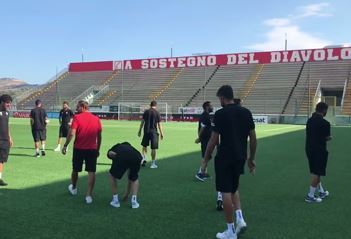 Siena, Acn Siena: Oggi 16/09 interviste post Teramo-Siena1-0