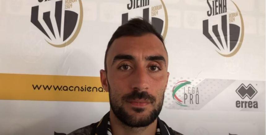 """Siena, Acn Siena, Tommaso Bianchi: """"Sono qui perché c'è una societàambiziosa"""""""