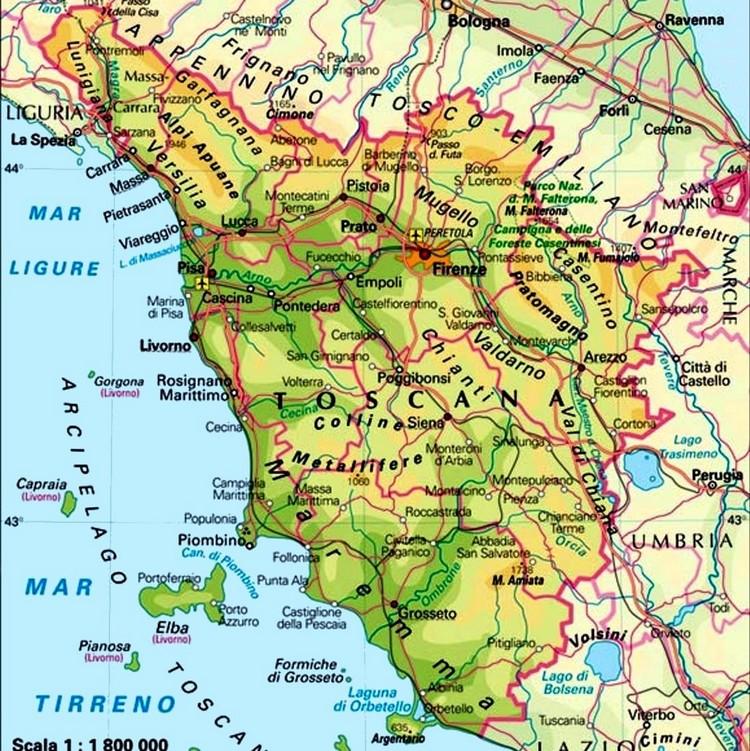 Toscana, Settembre sul territorio regionale: 5 mete top da nonperdere