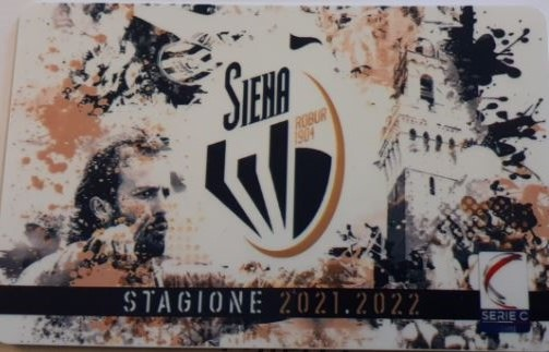 Siena, Acn Siena: Abbonamenti a quota 1.720 tesserevendute
