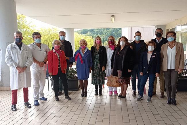 Provincia di Siena: Inaugurata la bobina per risonanza magnetica nucleare all'ospedale diCampostaggia