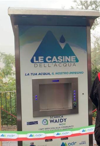 Provincia di Siena: Acquedotto del Fiora, parte da Radda in Chianti il percorso che porterà le 'casine dell'acqua' in 35comuni