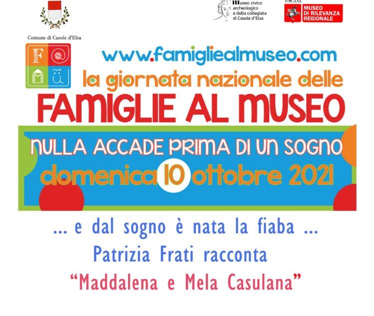"""Provincia di Siena: """"Famiglie al Museo"""" alla Collegiata di Casoled'Elsa"""
