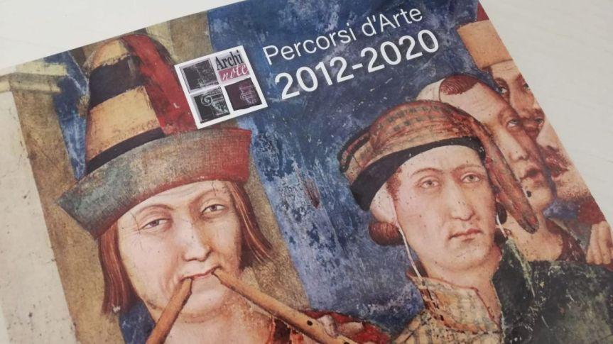 """Siena: Presentato il libro dell'Associazione Archinote """"Percorsi d'arte2012-2020"""""""