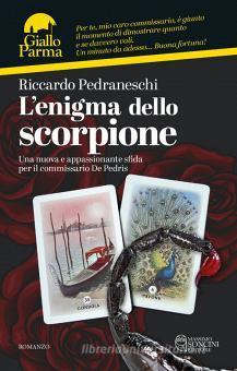 Siena: Riccardo Pedraneschi, L'enigma delloscorpione