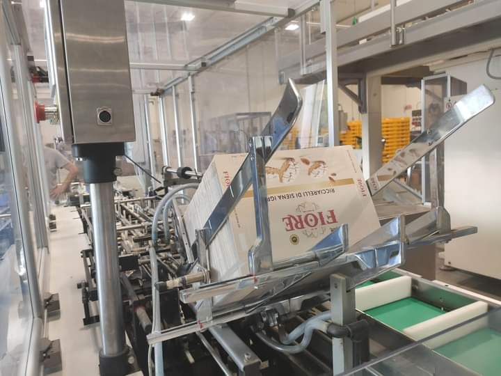 Siena: Ecco il nuovo stabilimento Fiore, dolci senesiprotagonisti