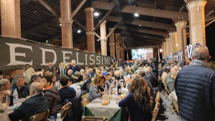 Siena, Acn Siena: Oggi 08/10 le interviste alla cena dei 50 anni deiFedelissimi
