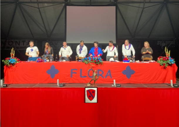 """Palio di Legnano, Contrada La Flora: Ieri 09/10  la contrada ha  festeggiato la vittoria: «Siamo al """"nono""""cielo»"""