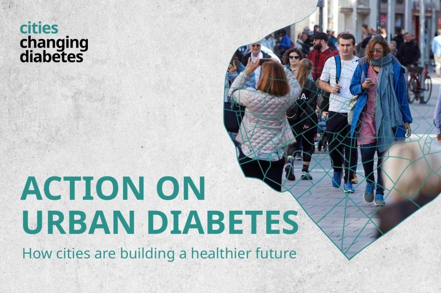 """Siena"""" """"Diabete urbano"""", la nostra città in prima fila per la lotta alle malattiecroniche"""