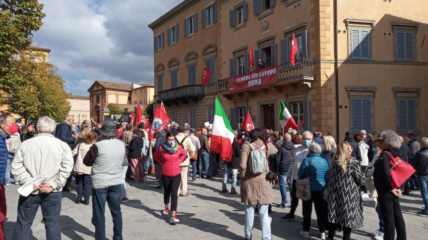 Siena: Assalto alla Cgil, la solidarietà di Cisl, Cia Siena e AouSenese
