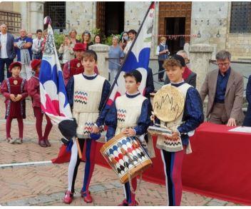 Palio di Siena, Primo Piano: Minimasgalano2021