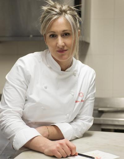 Provincia di Siena: Chiusi, la chef Katia Maccari tra i protagonisti di Hoas aTorino
