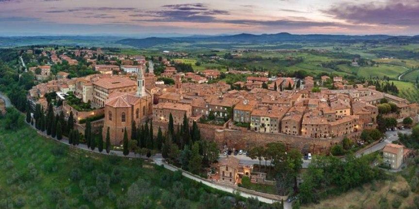 """Provincia di Siena: Pienza, prendono il via le visite guidate di """"Autunno in Vald'Orcia"""""""