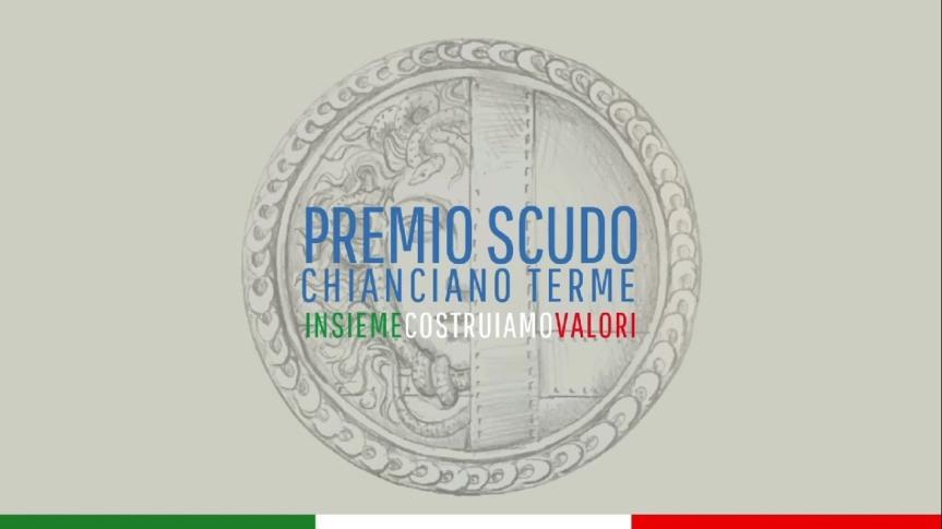 """Provincia di Siena: """"Premio Scudo"""" Chianciano Terme, una serata di stelle e di grandivalori"""