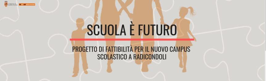 Provincia di Siena, Nuovo campus scolastico: A Radicondoli inizia il percorso dipartecipazione