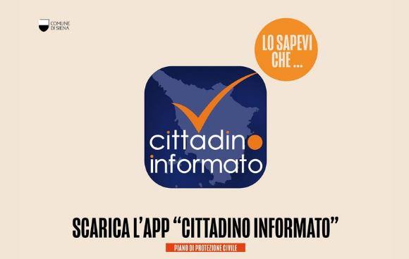 Siena: App CittadinoInformato