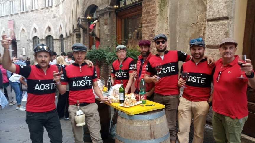 Siena: La carica degli 8.500. Torna il cicloneEroica