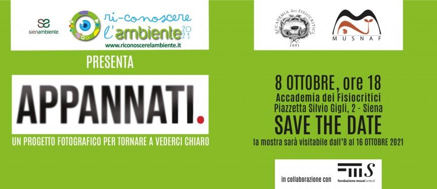 """Siena: """"Appannati"""", domani 08/10 l'inaugurazione della mostra all'Accademia deiFisiocritici"""
