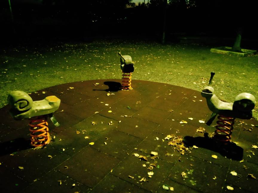 Siena: Vandali al Parco di Piazzale Biringucci, danneggiati i giochi perbambini