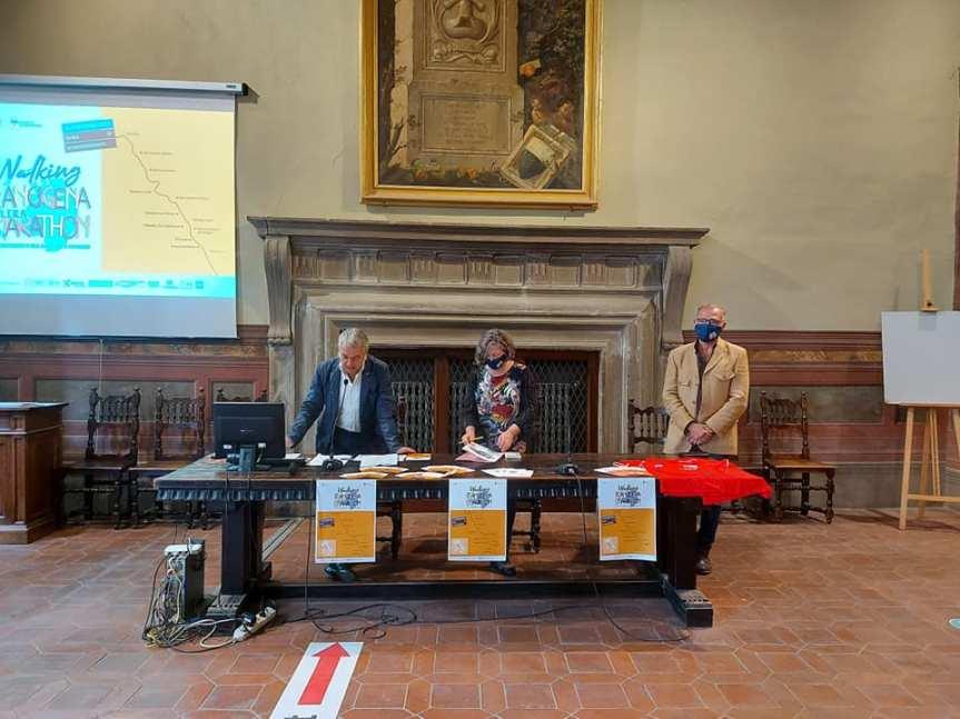Siena: Walking Francigena Ultramarathon, al via l'edizione2021