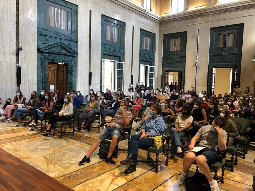Siena: All'Università di Siena la Welcome Week per gli studentistranieri