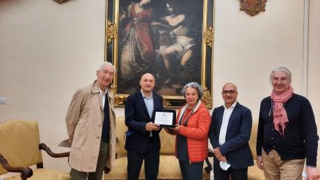 Siena: Al Simus il premio Touring Club Italiano per ladidattica
